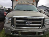 2005 ford 550 Mechanic Service Truck