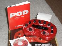 1st Generation Pod - as new condition with original power supply, box , manual and cd. As new cond.