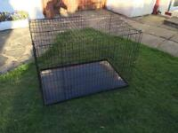 Dog pet crate cage extra large