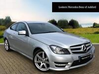 Mercedes-Benz C Class C220 CDI AMG SPORT EDITION PREMIUM (silver) 2015-03-19