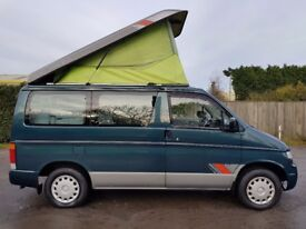 MAZDA BONGO CAMPERVAN 4 BERTH 6 SEAT WITH KITCHEN & ELEC ROOF TIDY THROUGHOUT, NO DEP FINANCE AVAIL