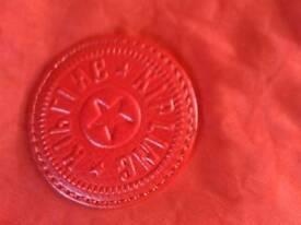 Kipling small cross body bag