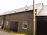 Unit 2 Tor Royal Workshop, Princetown, Devon TO RENT 750sq ft £2,000+VATpa