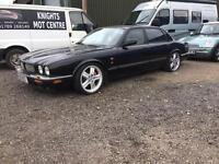 Jaguar xjr supercharged (needs fuel pumps)