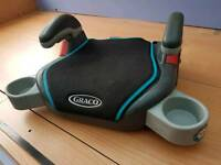 Graco Child Car Booster Seat in good condition
