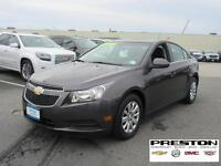 2011 Chevrolet Cruze LT Turbo Delta/Surrey/Langley Greater Vancouver Area Preview