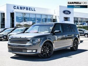 2018 Ford Flex Limited AWD-LEATHER NAV-LOADED