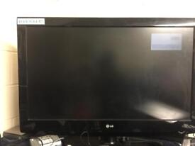 37 inch LG lcd flat screen tv 07931564706
