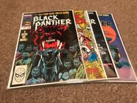 Black Panther 1-4 Limited Series