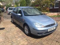 Ford Focus lx April 2018 mot