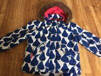 Mini Boden Girls ski jacket