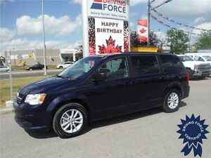 2015 Dodge Grand Caravan SXT - Stow & Go - DVD - Backup Camera