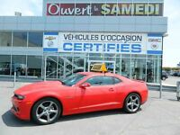 2014 Chevrolet Camaro LT cuir + toit ouvrant
