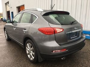2012 Infiniti EX35 AWD *LEATHER-SUNROOF* Kitchener / Waterloo Kitchener Area image 3