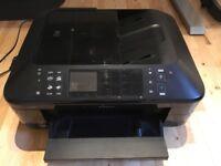 Canon MX 885 colour multifunction inkjet printer + unopened 11 inks