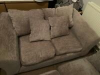 Sofas 2&3 seater good condition