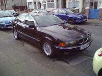 BMW SE 520i (E39) T reg