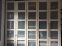 IKEA Bergsbo doors for Pax wardrobes