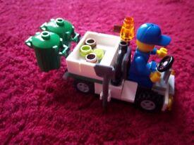 Lego City Garbage Truck Set 30313 IP1