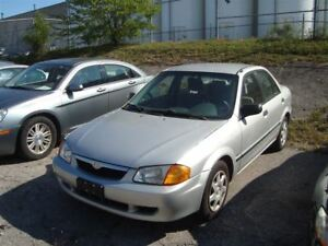2000 Mazda Protege DX ~ AS-IS ~