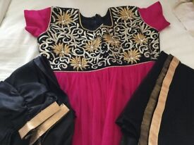 Girls Asian Suits/Partywear