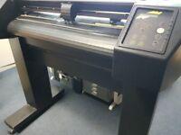 SummaSign D750 Pro Vinyl Cutter Plotter