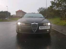 Alfa Romeo 159 Sportwagon 2.0 JTDM 16v Elegante with BLUETOOTH 12 MONTS MOT START/STOP BOSE