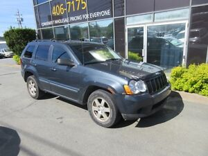 2008 Jeep Grand Cherokee LAREDO 4X4 V6