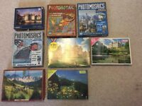 Selection of 8 Jigsaw Puzzles