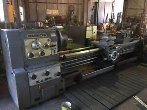 Milling Machine, Hydraulic Press, Lathe, Welder,Borer, Bandsaw, Kempsey Kempsey Area Preview