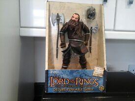 Lord of the Rings Figure Gimli the Dwarf