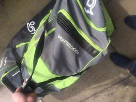 Kookaburra full size match bag