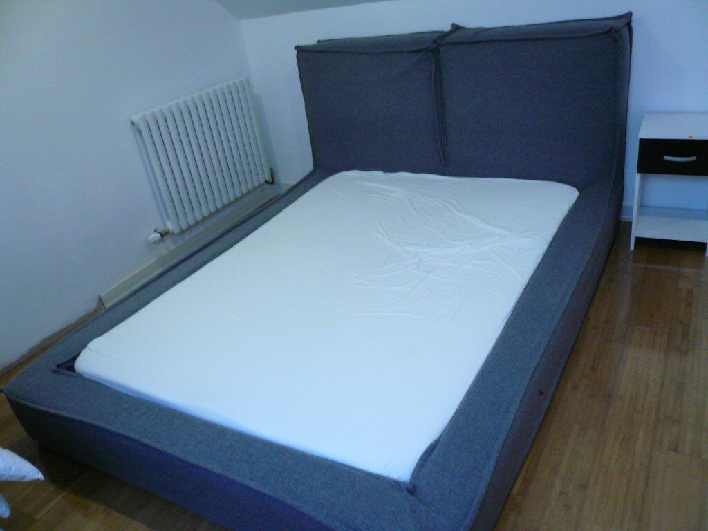 Double bed frame for sale
