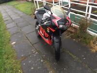 Aprilia rs125 2006