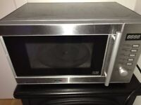 Breville 800W Microwave Oven - Stainless Steel