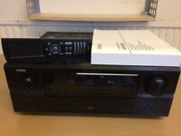 Denon AVR-4306 (Made In Japan) High End Receiver, Crystal Clear Sound, Fully Working Condition.