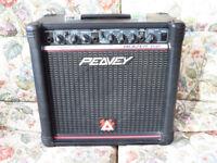 Peavey Transtube Blazer 158 15W practice amp with reverb