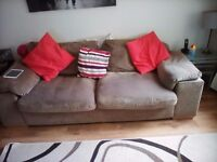 2 and 3 seater Harvey's sofa