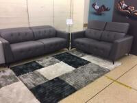 Francisco Maurizio 3 plus 2 seater sofa set