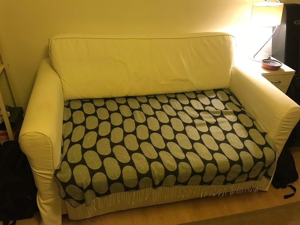 Super Ikea Hagalund Sofa Bed In Mile End London Gumtree Bralicious Painted Fabric Chair Ideas Braliciousco