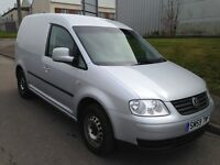 59 VOLKSWAGEN CADDY 1.9TDI BLUEMOTION 2 OWNERS FSH