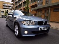BMW 1 SERIES 118d Sport 5dr FULL SERVICE HISTORY, 12 months mot, 4 new tyres, 6 Speed Gear Box