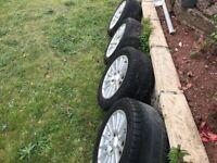 Fox racing Alloy wheels