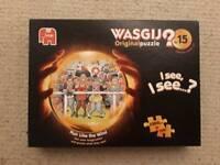 Jumbo Wasgij Original 15 1000 piece jigsaw puzzle