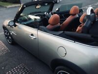 Mini Cooper S Sidewalk. Convertible 2007. For sale at £4250