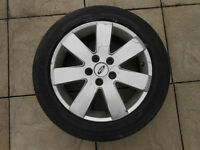 205/50 R16 Ford Wheel & New Tyre 8mm