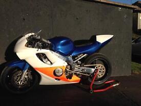 Cbr 600 Race/track