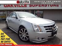 2011 Cadillac CTS 4 | LOW KM'S!! | PANO ROOF | MINT CONDITION |