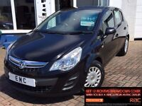 2011 61 VAUXHALL CORSA 1.2i 16v 85P a/c S~LOW MILES~2 KEYS~4 STAMPS~NEW MODEL~