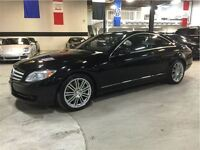 2010 Mercedes-Benz CL-Class CL550 COUPE 4-MATIC LOADED ONT CAR